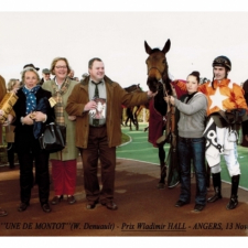 Steeple-chase : facile victoire bis...